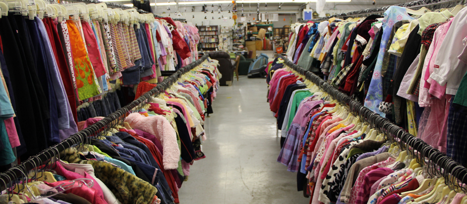 Sand Dollar Thrift Store Clothing